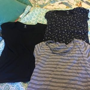 Lot of Maternity Shirts